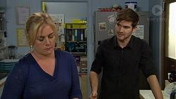 Lauren Turner, Ned Willis in Neighbours Episode 7457