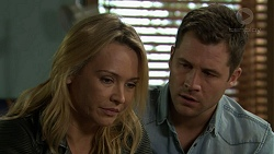 Steph Scully, Mark Brennan in Neighbours Episode 7457