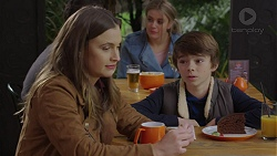 Amy Williams, Jimmy Williams in Neighbours Episode 7457