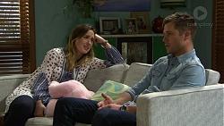Sonya Mitchell, Mark Brennan in Neighbours Episode 7457