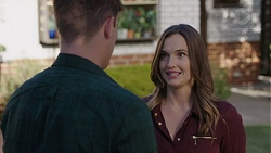 Kyle Canning, Amy Williams in Neighbours Episode 7457