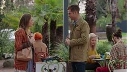 Sonya Rebecchi, Mark Brennan in Neighbours Episode 7458