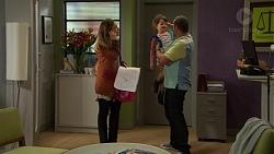 Sonya Mitchell, Nell Rebecchi, Toadie Rebecchi in Neighbours Episode 7458