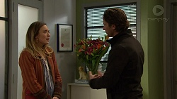 Sonya Mitchell, Brad Willis in Neighbours Episode 7458
