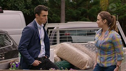 Jack Callaghan, Amy Williams in Neighbours Episode 7459