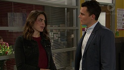 Paige Novak, Jack Callaghan in Neighbours Episode 7459