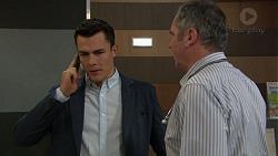 Jack Callahan, Karl Kennedy in Neighbours Episode 7460