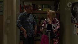 Gary Canning, Sheila Canning in Neighbours Episode 7460