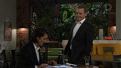 Leo Tanaka, Paul Robinson in Neighbours Episode 7460