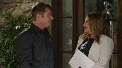 Gary Canning, Terese Willis in Neighbours Episode 7460