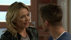 Steph Scully, Mark Brennan in Neighbours Episode 7461
