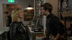 Steph Scully, Ned Willis in Neighbours Episode 7462