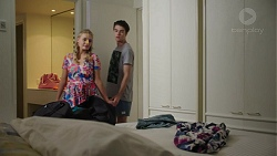 Xanthe Canning, Ben Kirk in Neighbours Episode 7462