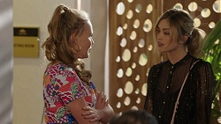 Xanthe Canning, Madison Robinson in Neighbours Episode 7462