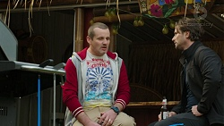 Toadie Rebecchi, Brad Willis in Neighbours Episode 7463