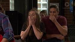 Piper Willis, Tyler Brennan in Neighbours Episode 7463
