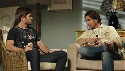 Ned Willis, Brad Willis in Neighbours Episode 7463