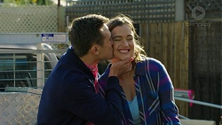 Aaron Brennan, Amy Williams in Neighbours Episode 7463