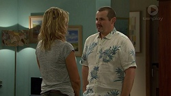 Steph Scully, Toadie Rebecchi in Neighbours Episode 7463