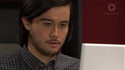 David Tanaka in Neighbours Episode 7463