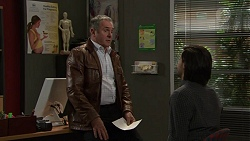 Karl Kennedy, David Tanaka in Neighbours Episode 7464