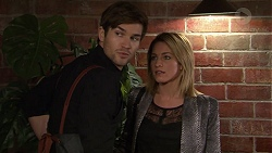 Ned Willis, Regan Davis in Neighbours Episode 7464