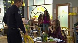 Mark Brennan, Sonya Mitchell in Neighbours Episode 7464