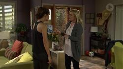 Elly Conway, Lauren Turner in Neighbours Episode 7464