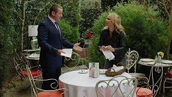 Toadie Rebecchi, Steph Scully in Neighbours Episode 7465