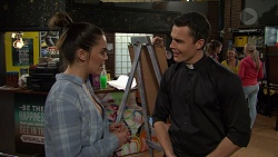 Paige Novak, Jack Callaghan in Neighbours Episode 7465