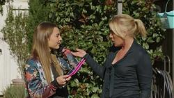 Piper Willis, Lauren Turner in Neighbours Episode 7466