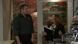 Gary Canning, Terese Willis in Neighbours Episode 7466