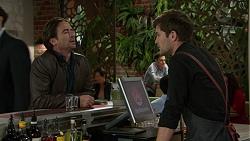 Brad Willis, Ned Willis in Neighbours Episode 7466