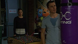 Paige Smith, Jack Callahan in Neighbours Episode 7466
