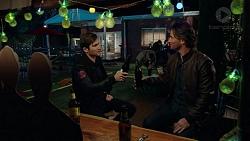 Ned Willis, Brad Willis in Neighbours Episode 7466