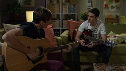 Angus Beaumont-Hannay, Ben Kirk in Neighbours Episode 7467