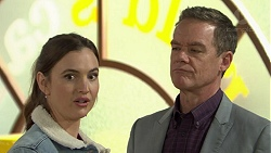 Amy Williams, Paul Robinson in Neighbours Episode 7469
