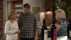 Xanthe Canning, Gary Canning, Sheila Canning in Neighbours Episode 7469