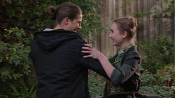 Tyler Brennan, Piper Willis in Neighbours Episode 7469