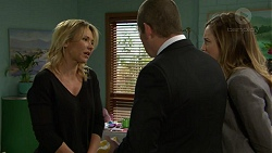 Steph Scully, Toadie Rebecchi, Sonya Mitchell in Neighbours Episode 7470