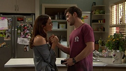 Elly Conway, Ned Willis in Neighbours Episode 7470