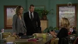 Sonya Mitchell, Toadie Rebecchi, Steph Scully in Neighbours Episode 7470