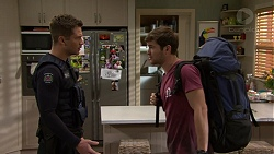 Mark Brennan, Ned Willis in Neighbours Episode 7470