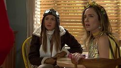 Piper Willis, Sonya Mitchell in Neighbours Episode 7471