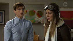 Angus Beaumont-Hannay, Piper Willis in Neighbours Episode 7471