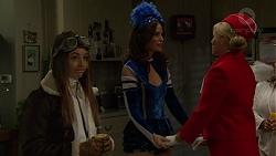 Piper Willis, Elly Conway, Lauren Turner in Neighbours Episode 7471