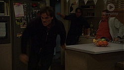 Jacka Hills, Brad Willis, Toadie Rebecchi in Neighbours Episode 7471