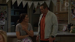 Paige Smith, Toadie Rebecchi in Neighbours Episode 7471