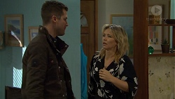 Mark Brennan, Steph Scully in Neighbours Episode 7472