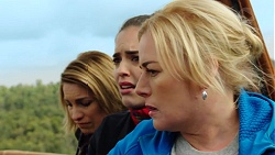 Regan Davis, Paige Novak, Lauren Turner in Neighbours Episode 7472